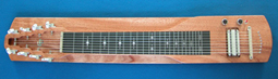 S8 Console Lap Steel Guitar Pink Mahogany 24.5 scale