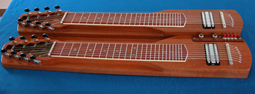 D8 Console Mahogany GeorgeBoard NEW 24.5 Scale Alumitones