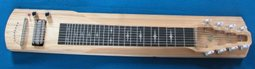 S8 Console Lap Steel Guitar Left Hand Play 24.5 scale