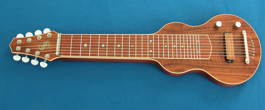 GeorgeBoards Lap Steel Guitars