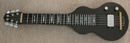 GeorgeBoards NEW S6 Lap Steel Completed Deluxe KIT Made in USA Fully Assembled and painted