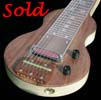 GeorgeBoards Lap Steel Guitars, Instructions