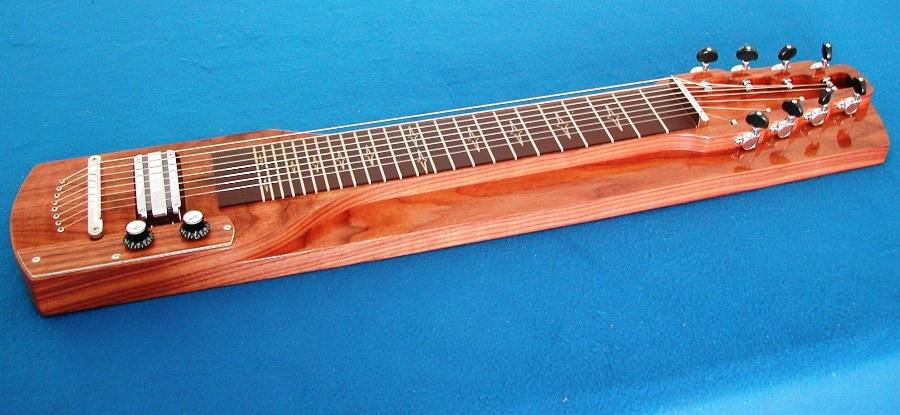 georgeboards 2012 consoles steel lap guitar 8 string. Black Bedroom Furniture Sets. Home Design Ideas