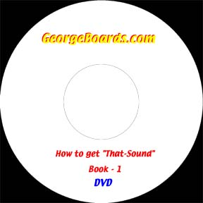 C6th Instructional DVD and Lap Steel Guitar Lessons
