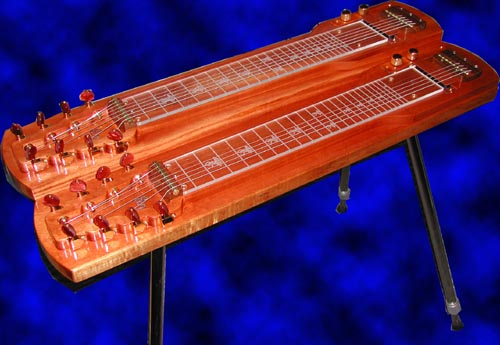 Console Steel Guitar
