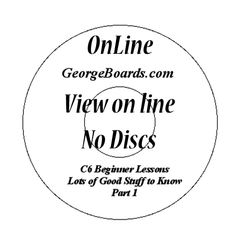 GeorgeBoards Songs and Lap Steel Guitar Lessons Page