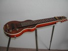 lap steel stand
